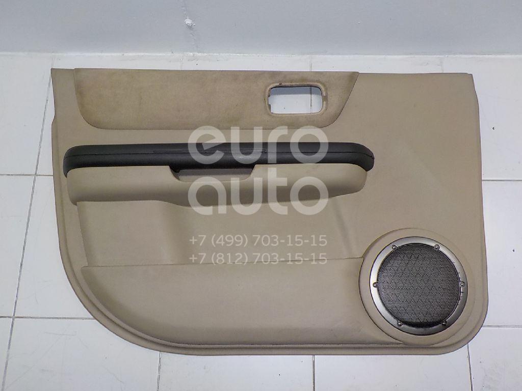 Обшивка двери передней левой для Nissan X-Trail (T30) 2001-2006 - Фото №1