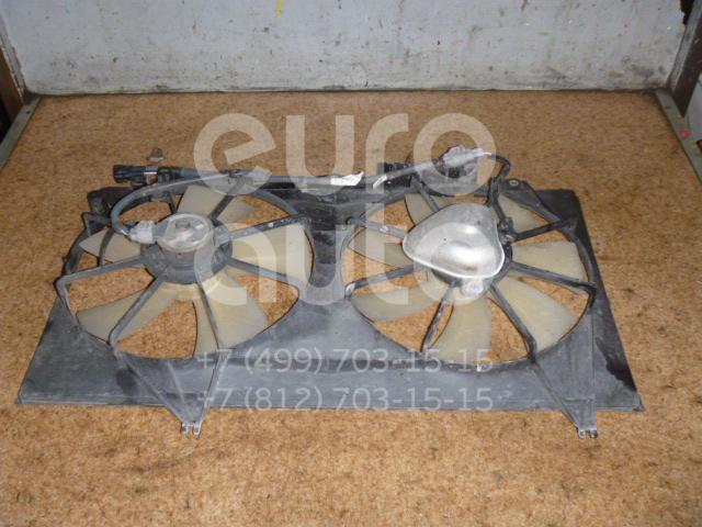 Вентилятор радиатора для Toyota Camry XV30 2001-2006 - Фото №1