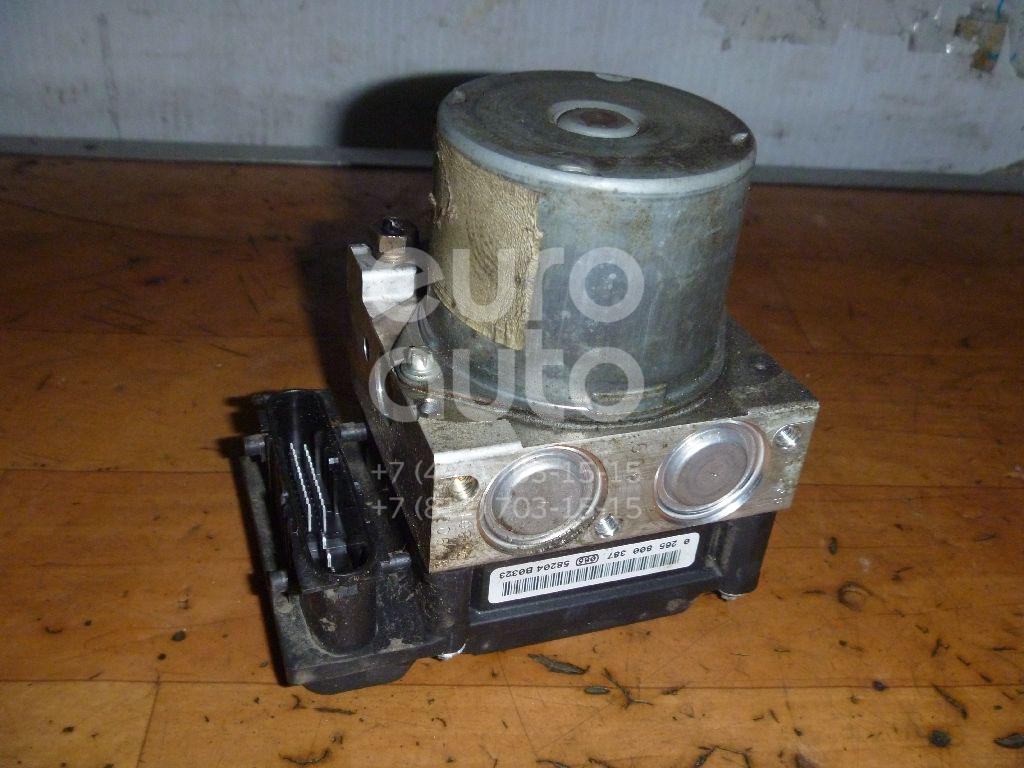 Блок ABS (насос) для Renault Scenic 2003-2009 - Фото №1