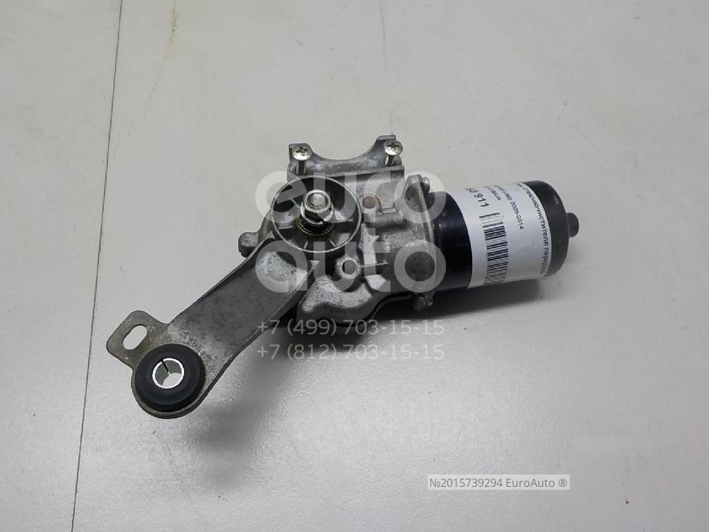 Моторчик стеклоочистителя передний для Infiniti EX/QX50 (J50) 2008-2014 - Фото №1