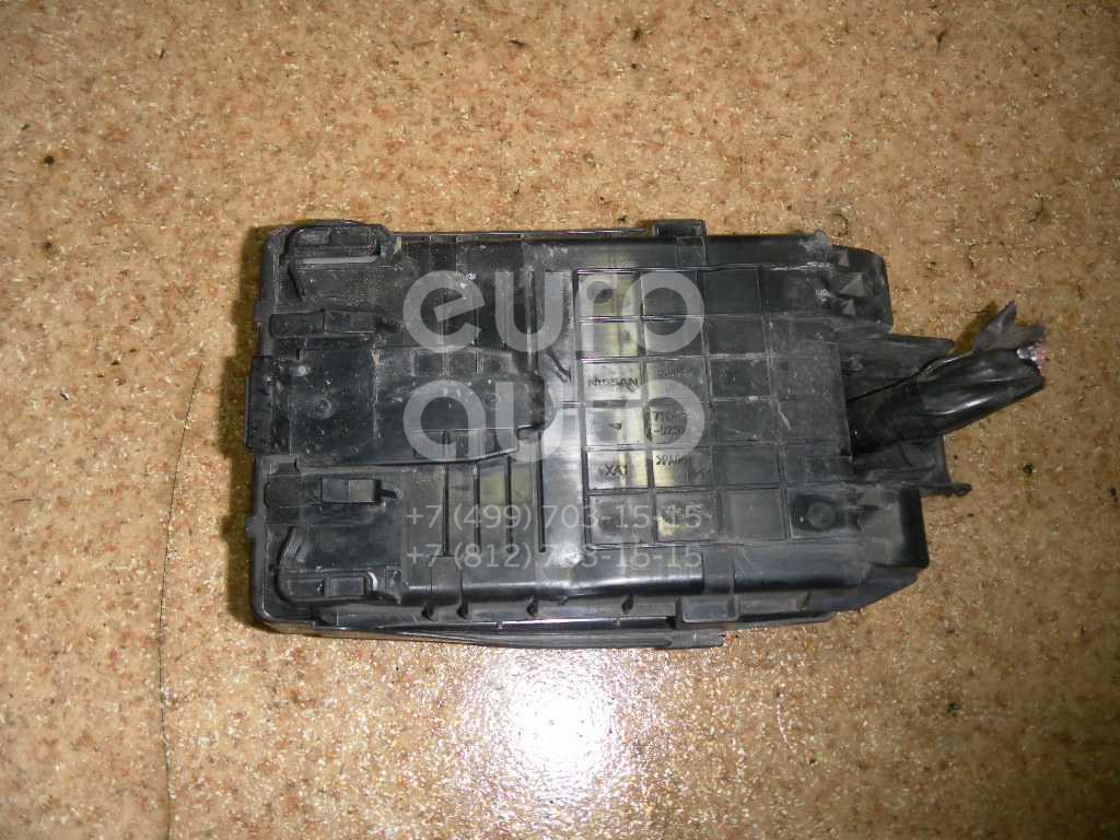 Блок предохранителей для Infiniti EX/QX50 (J50) 2008>;G (V36) 2007-2014 - Фото №1