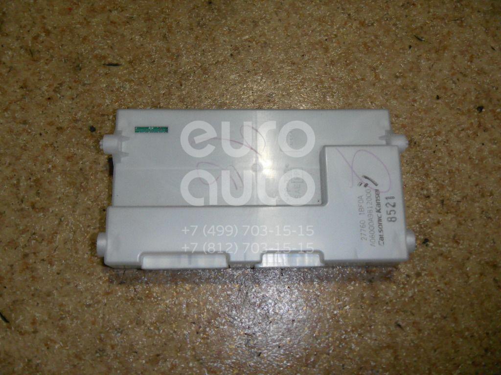 Блок электронный для Infiniti EX/QX50 (J50) 2008-2014 - Фото №1
