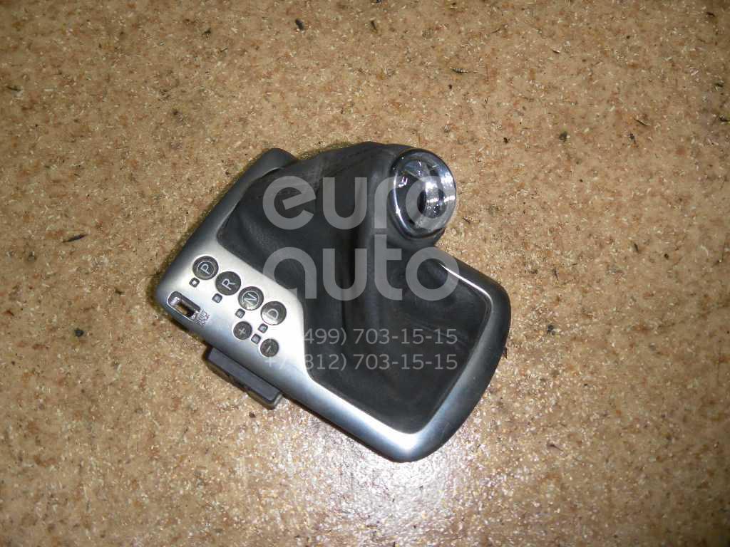 Чехол кулисы для Infiniti EX/QX50 (J50) 2008> - Фото №1