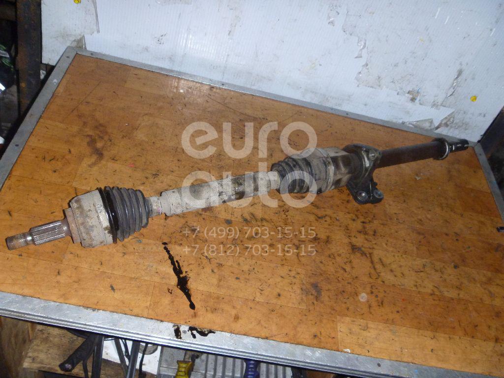 Полуось передняя правая для Renault Scenic 2003-2009 - Фото №1
