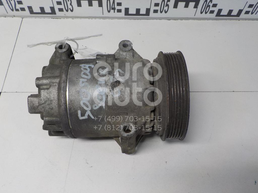 Компрессор системы кондиционирования для Renault Scenic II 2003-2009 - Фото №1