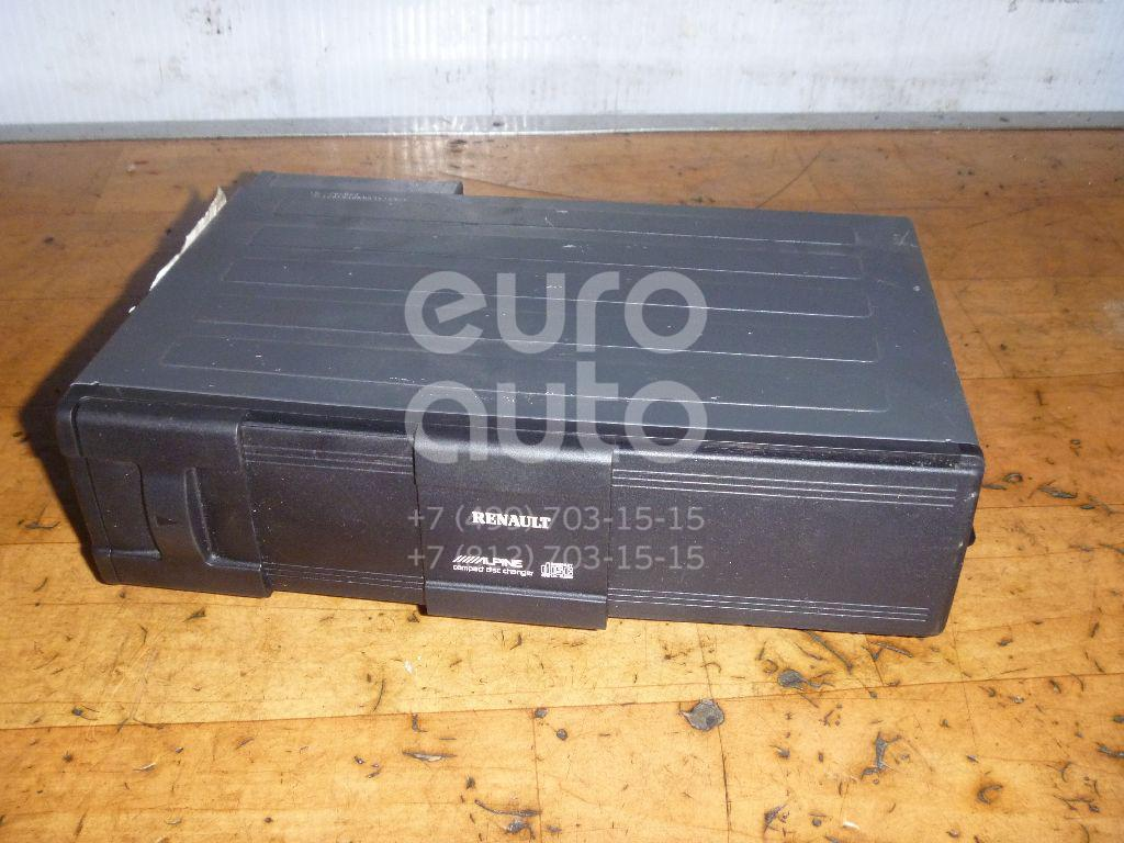 Ченджер компакт дисков для Renault Scenic 2003-2009 - Фото №1