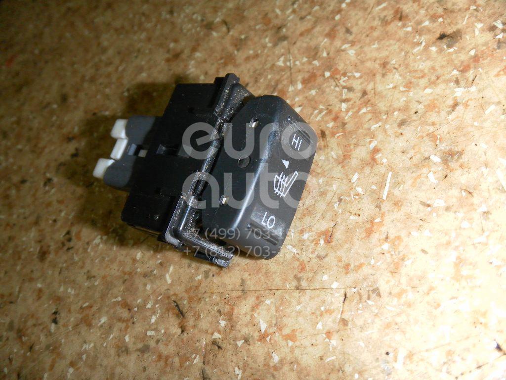 Кнопка обогрева сидений для Infiniti EX/QX50 (J50) 2008>;G (V36) 2007-2014;QX56/QX80 (Z62) 2010> - Фото №1