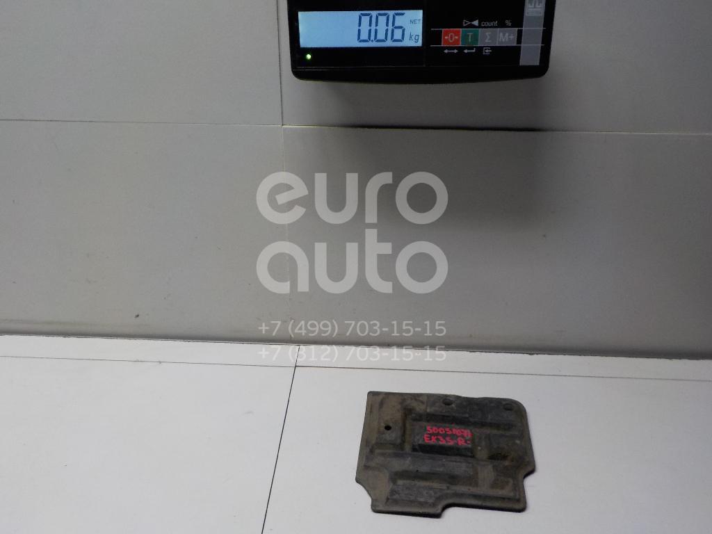 Пыльник двигателя боковой правый для Infiniti EX/QX50 (J50) 2008>;FX/QX70 (S51) 2008>;G (V36) 2007-2014;M/Q70 (Y51) 2010>;Q50 (V37) 2013> - Фото №1