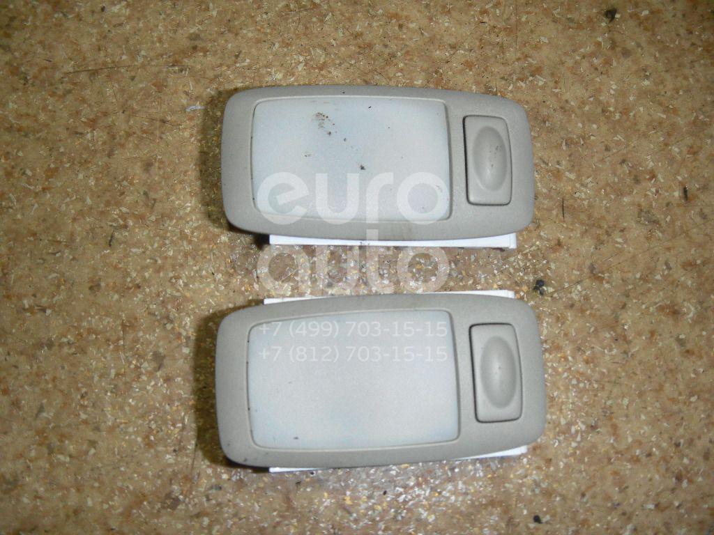 Плафон салонный для Nissan EX/QX50 (J50) 2008>;G (V36) 2007-2013;Murano (Z51) 2008-2016 - Фото №1