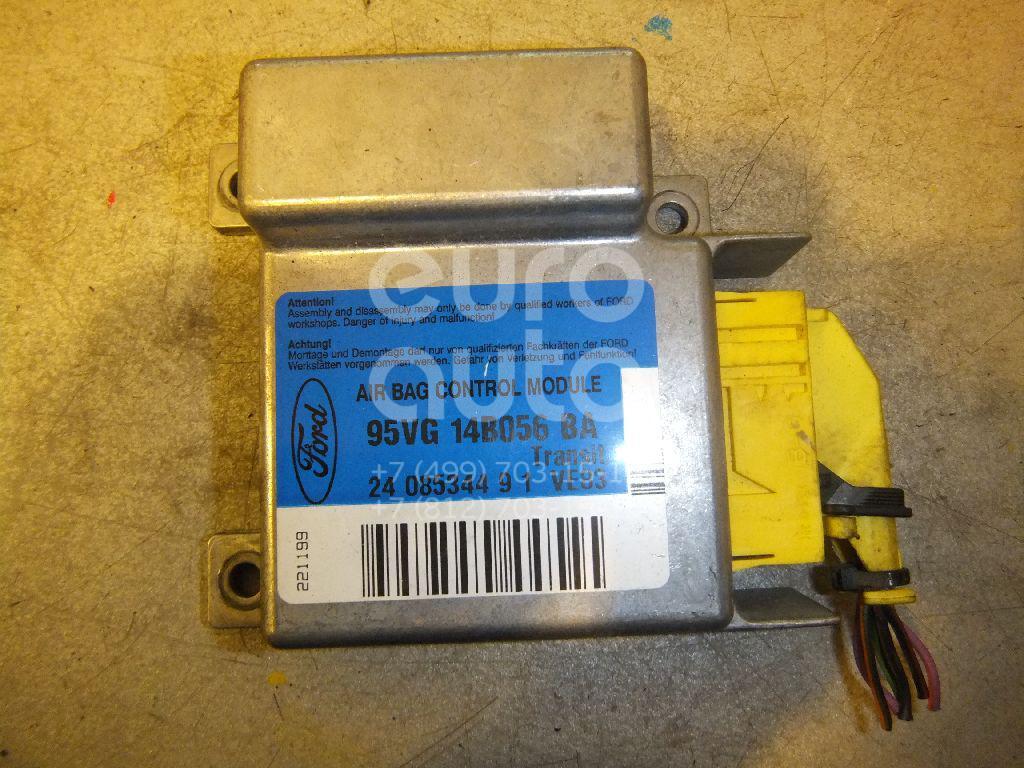Блок управления AIR BAG для Ford Transit 1994-2000 - Фото №1
