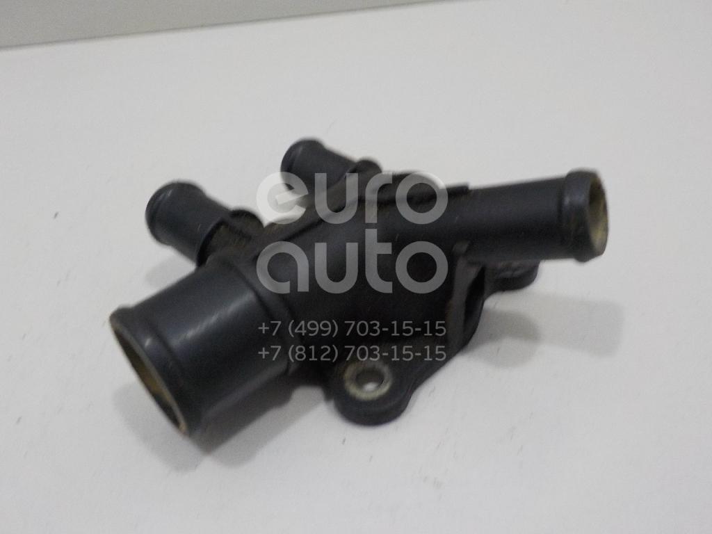 Крышка термостата для SAAB,Opel,Cadillac 9-3 2002-2012;Signum 2003-2008;Vectra C 2002-2008;BLS 2006-2010 - Фото №1