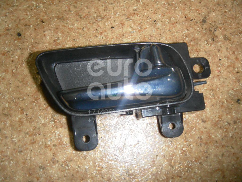 Ручка двери внутренняя правая для Infiniti,Nissan EX/QX50 (J50) 2008>;FX/QX70 (S51) 2008>;QX56/QX80 (Z62) 2010>;Patrol (Y62) 2010> - Фото №1