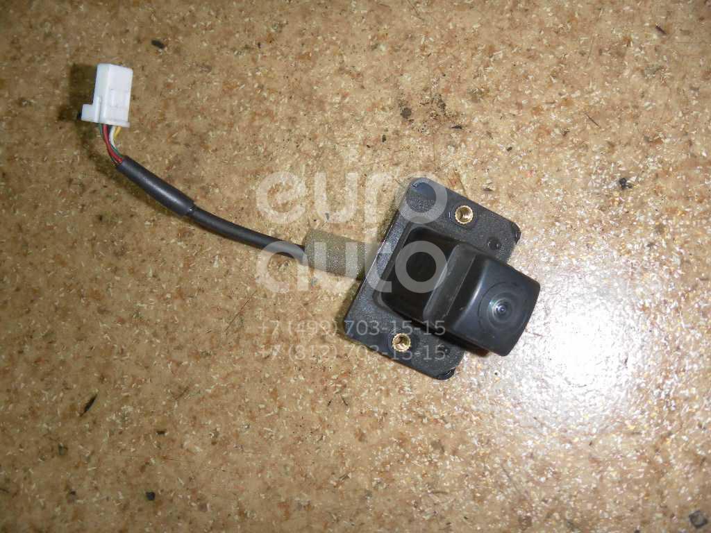 Камера заднего вида для Infiniti EX/QX50 (J50) 2008-2014;FX/QX70 (S51) 2008> - Фото №1