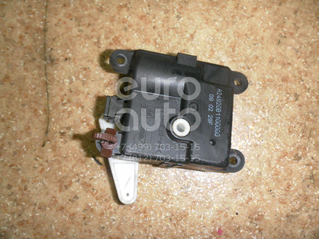Моторчик заслонки отопителя для Infiniti EX/QX50 (J50) 2008> - Фото №1