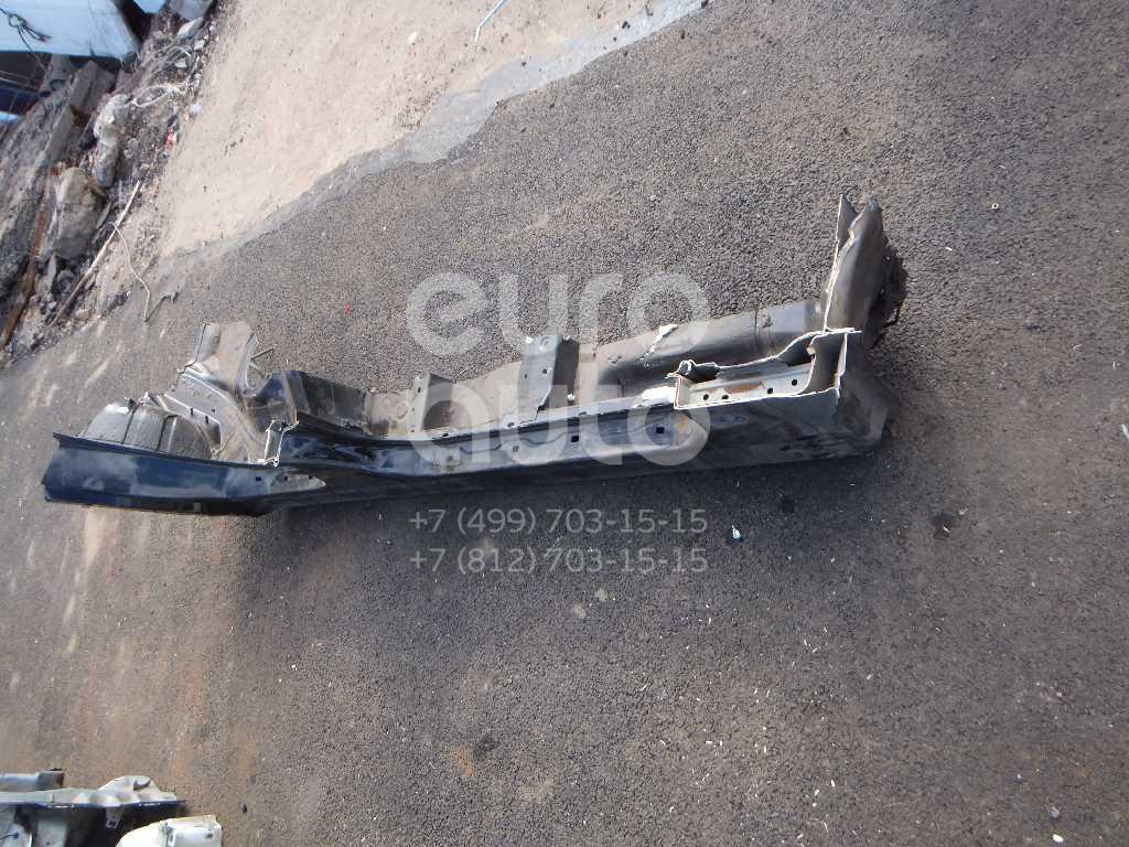 Порог со стойкой правый для Infiniti EX/QX50 (J50) 2008> - Фото №1
