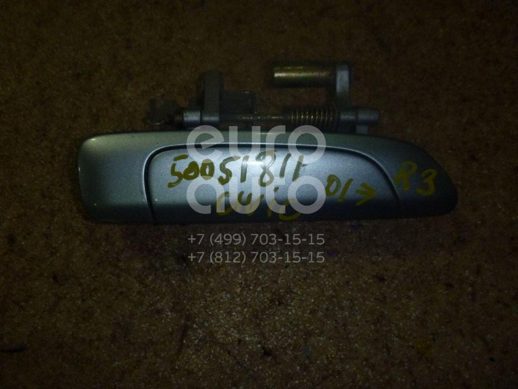 Ручка двери задней наружная правая для Honda Civic 2001-2005 - Фото №1