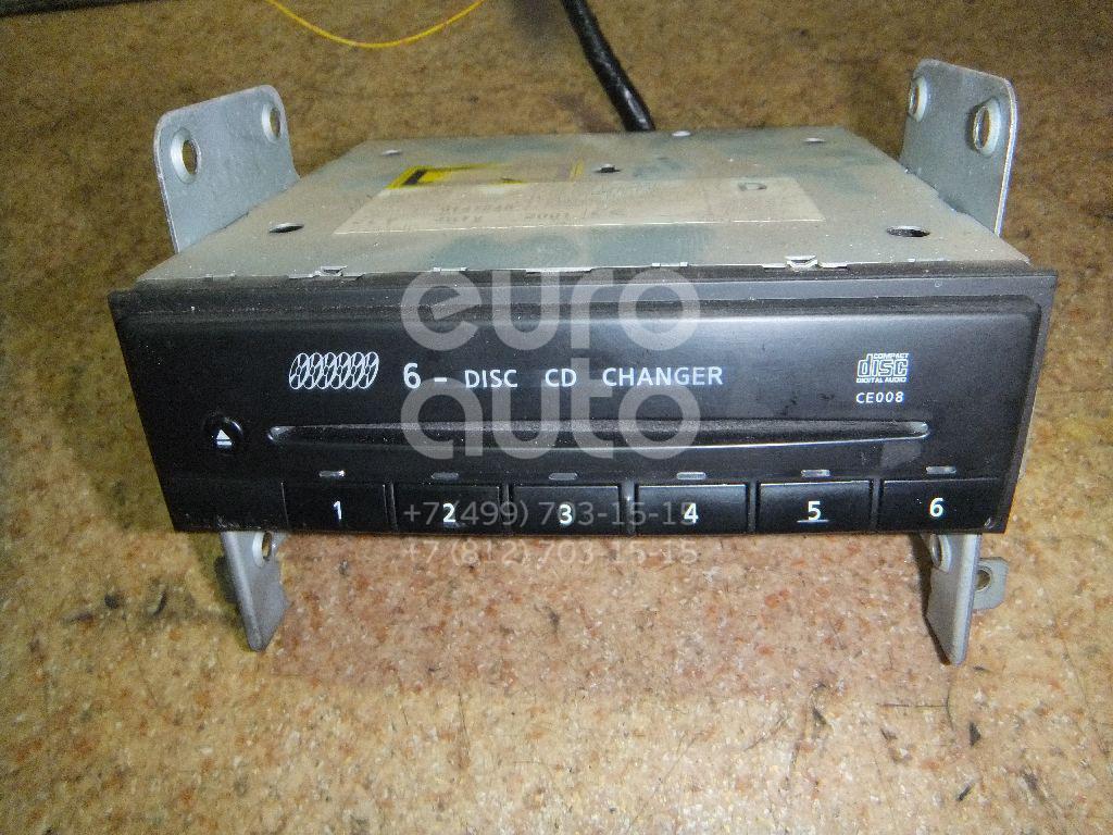 Ченджер компакт дисков для Nissan X-Trail (T30) 2001-2006;Patrol (Y61) 1997-2009;Almera N16 2000-2006 - Фото №1
