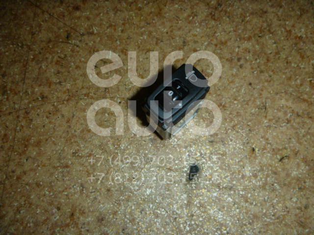 Кнопка корректора фар для Mitsubishi Outlander (CU) 2003-2009;Lancer (CS/Classic) 2003-2006 - Фото №1