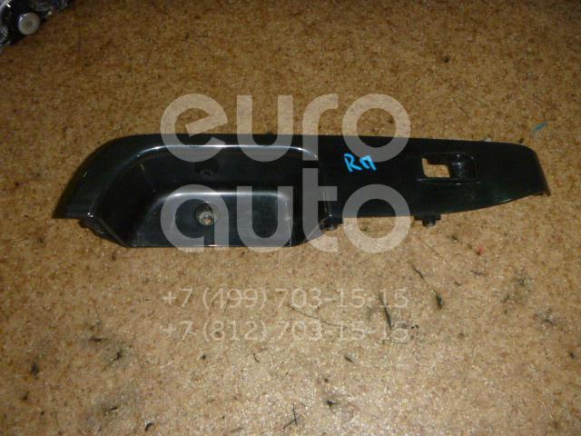 Накладка блока управления стеклоподъемниками для Mitsubishi Outlander (CU) 2001-2008 - Фото №1