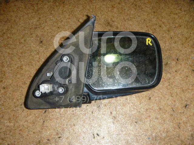 Зеркало правое электрическое для Mitsubishi Outlander (CU) 2003-2009 - Фото №1