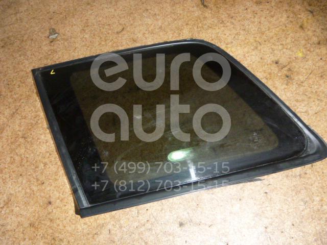 Стекло кузовное глухое левое для Mitsubishi Outlander (CU) 2001-2008 - Фото №1