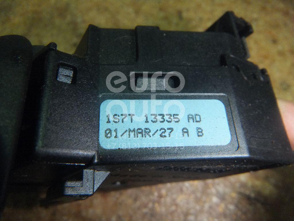 Переключатель поворотов подрулевой для Ford Mondeo III 2000-2007;Fusion 2002-2012;Fiesta 2001-2008 - Фото №1