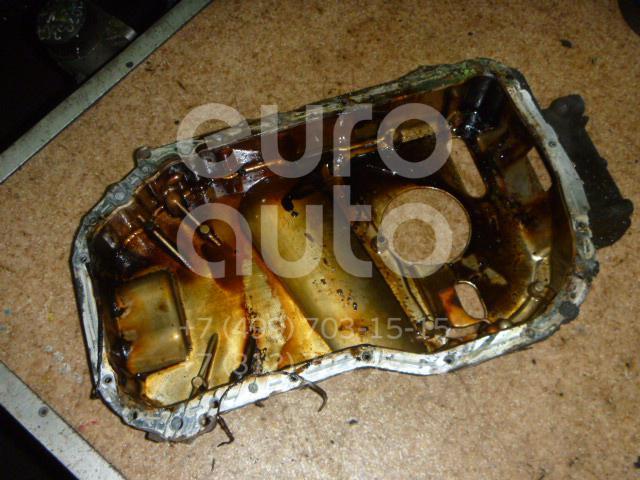 Поддон масляный двигателя для Mitsubishi Outlander (CU) 2003-2009 - Фото №1