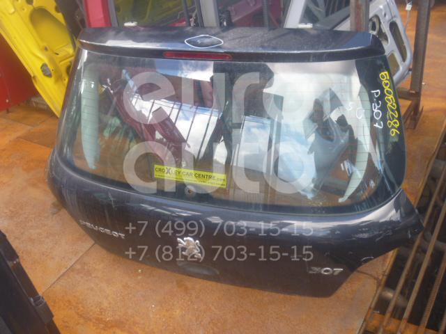 Дверь багажника со стеклом для Peugeot 307 2001-2007 - Фото №1