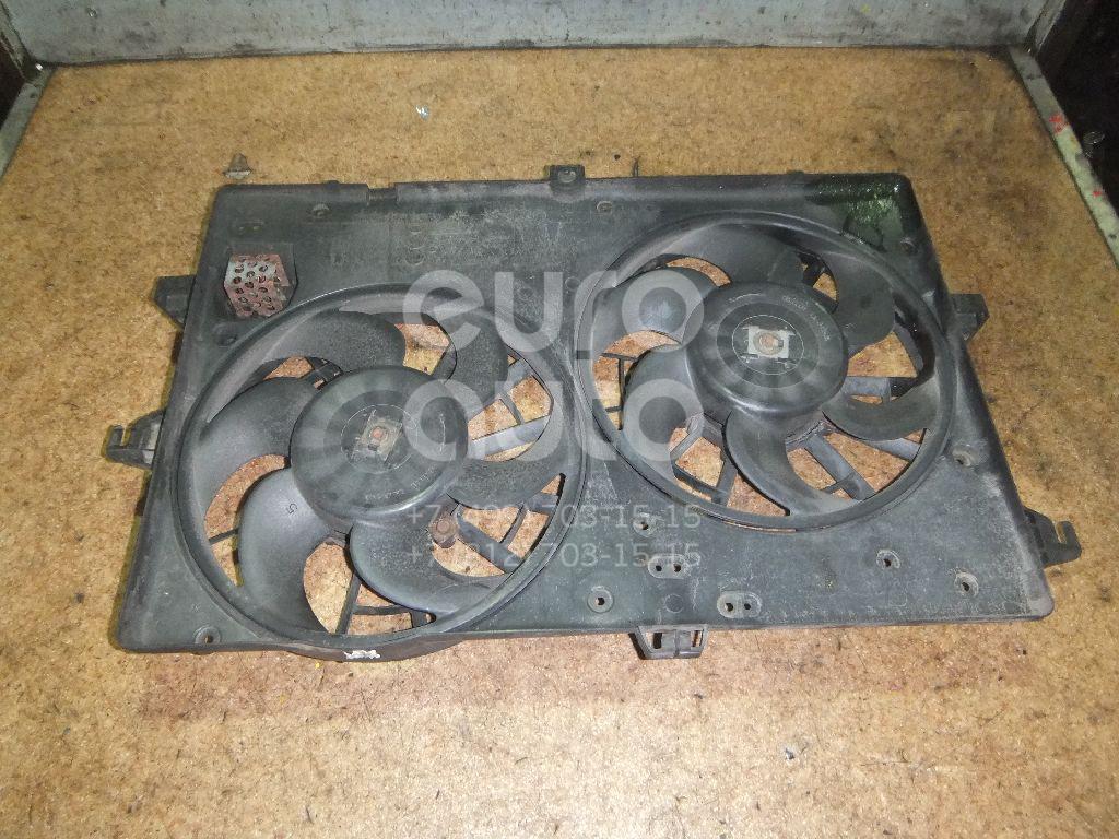 Вентилятор радиатора для Ford Mondeo III 2000-2007 - Фото №1