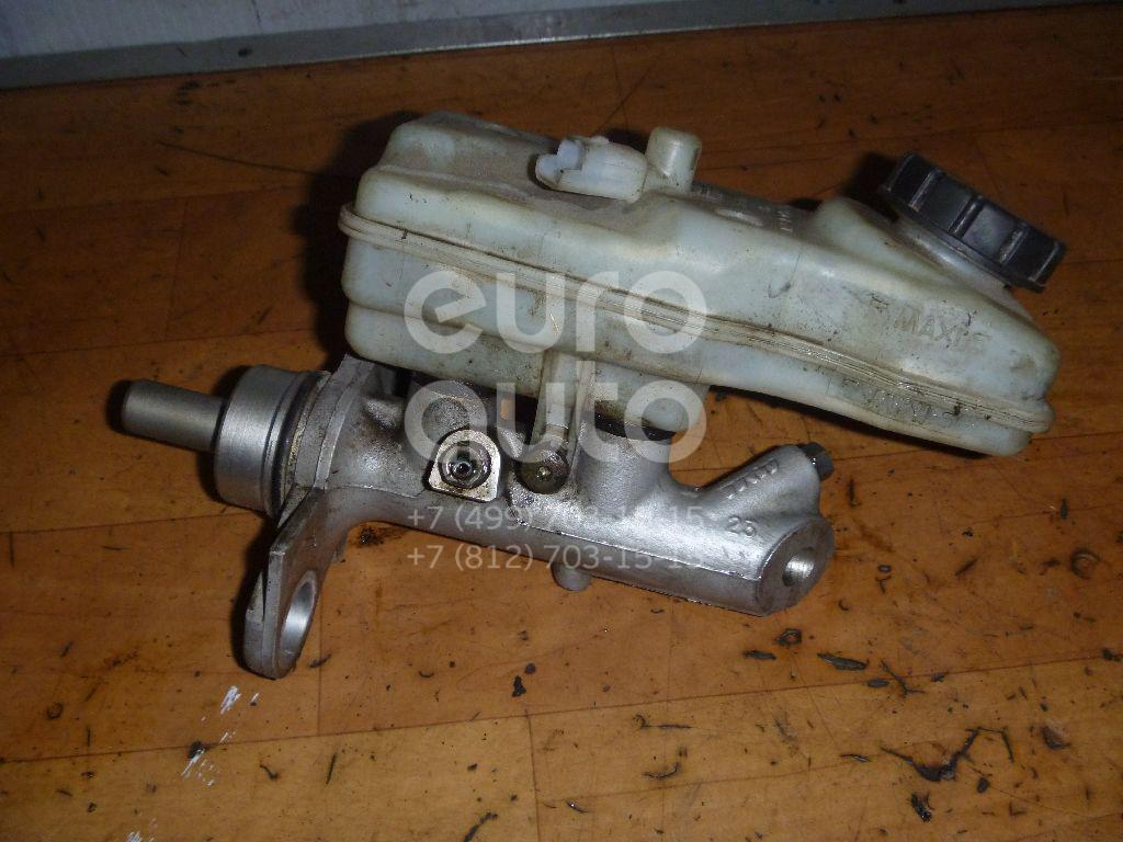 Цилиндр тормозной главный для Renault Scenic II 2003-2009;Megane II 2003-2009 - Фото №1