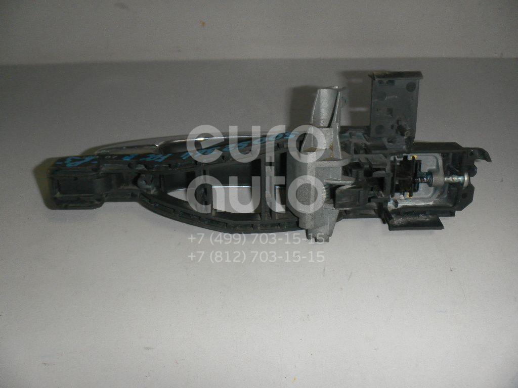 Ручка двери задней наружная правая для Ford Focus II 2005-2008 - Фото №1