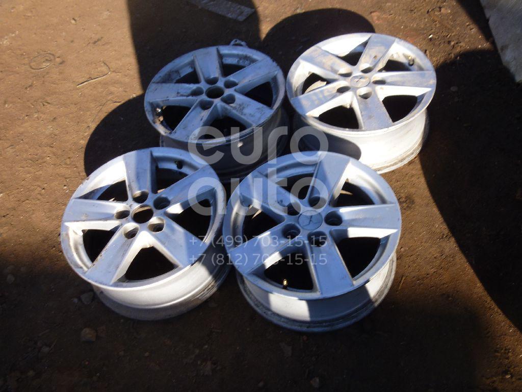 Диски колесные легкосплавные (к-кт) для Mitsubishi Outlander (CU) 2003-2009 - Фото №1