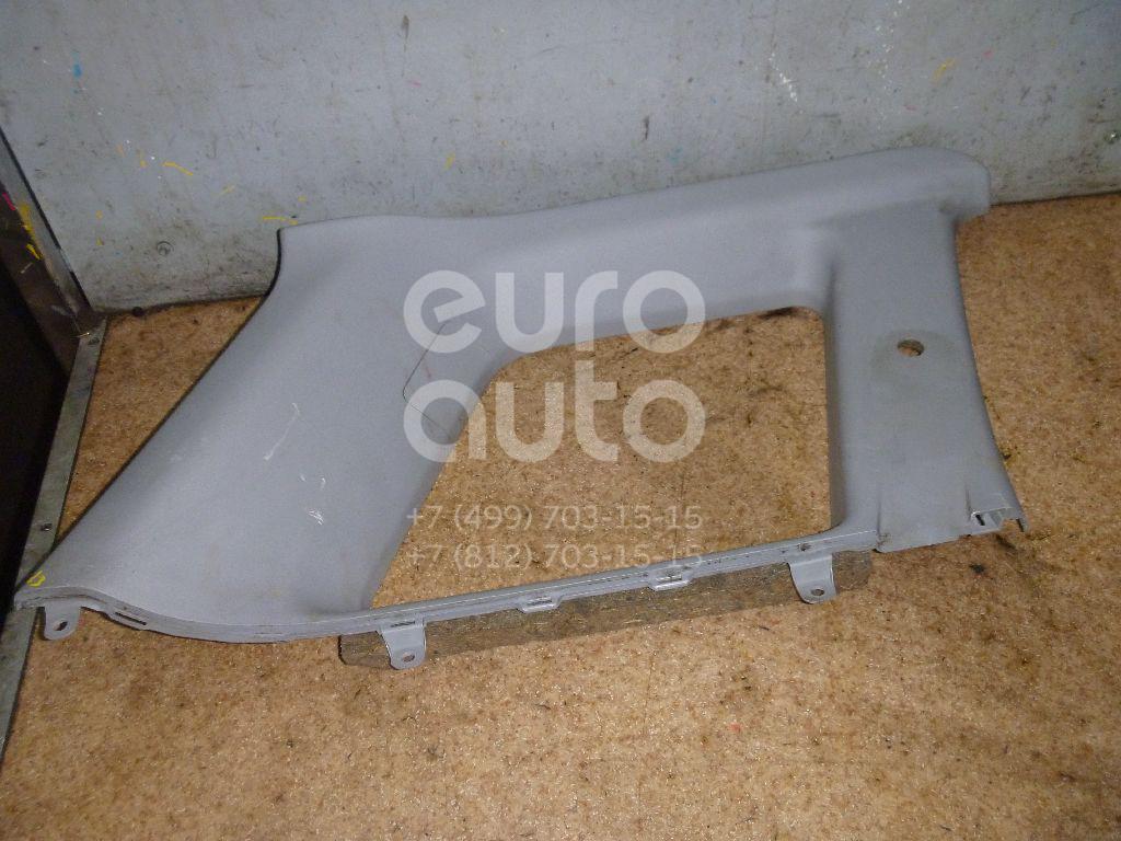 Обшивка багажника для Mitsubishi Outlander (CU) 2001-2008 - Фото №1