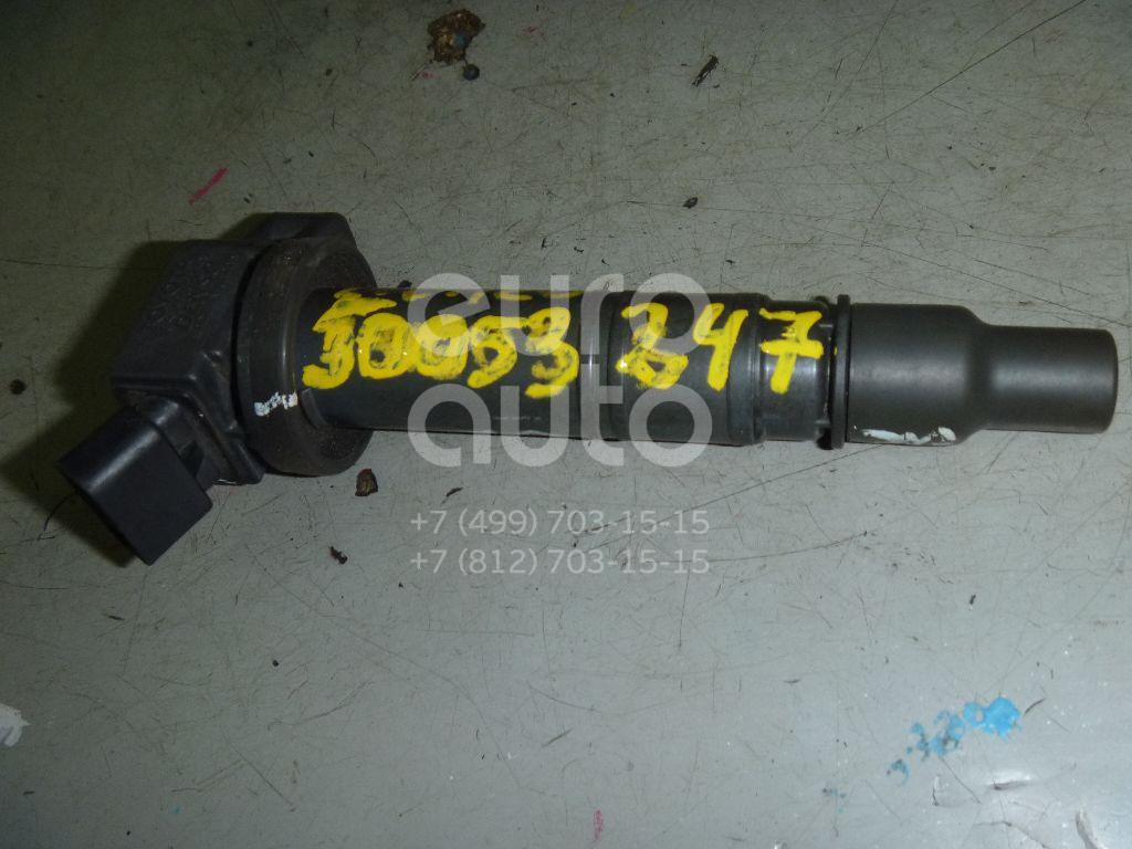 Катушка зажигания для Toyota Land Cruiser (120)-Prado 2002-2009;Avensis II 2003-2008;Camry CV3 2001-2006;Avensis I 1997-2003;Avensis Verso (M20) 2001-2009;Camry V40 2006-2011;RAV 4 2000-2005;Highlander I 2001-2006 - Фото №1