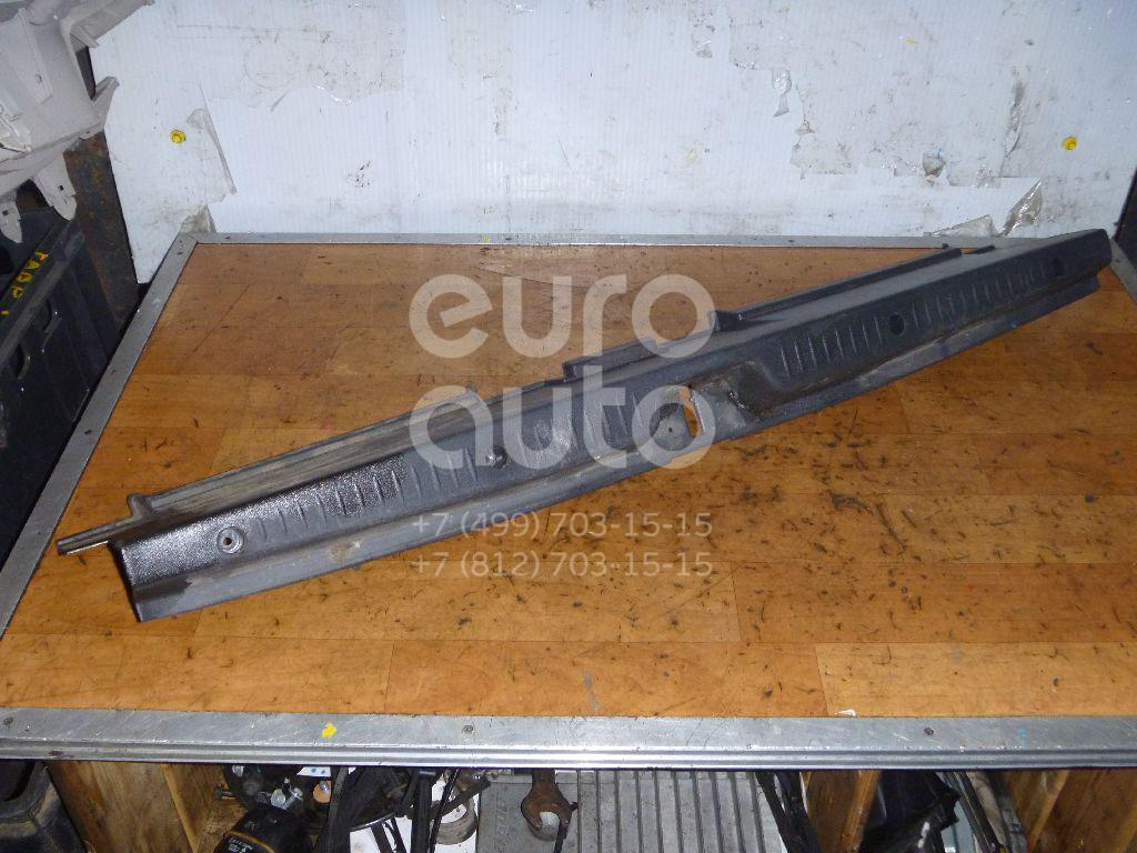 Обшивка багажника для Renault Scenic II 2003-2009 - Фото №1