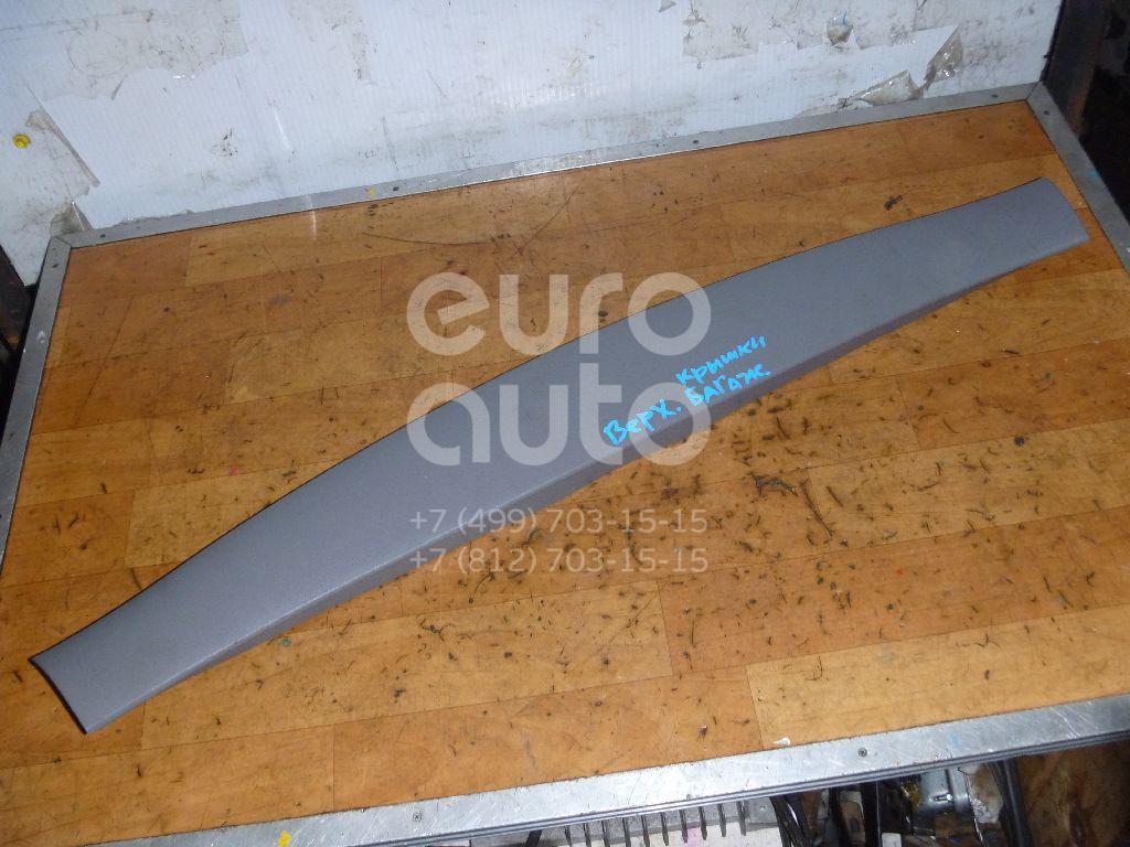 Обшивка двери багажника для Renault Scenic II 2003-2009 - Фото №1