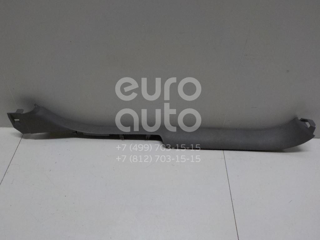 Накладка порога (внутренняя) для Renault Scenic 2003-2009 - Фото №1