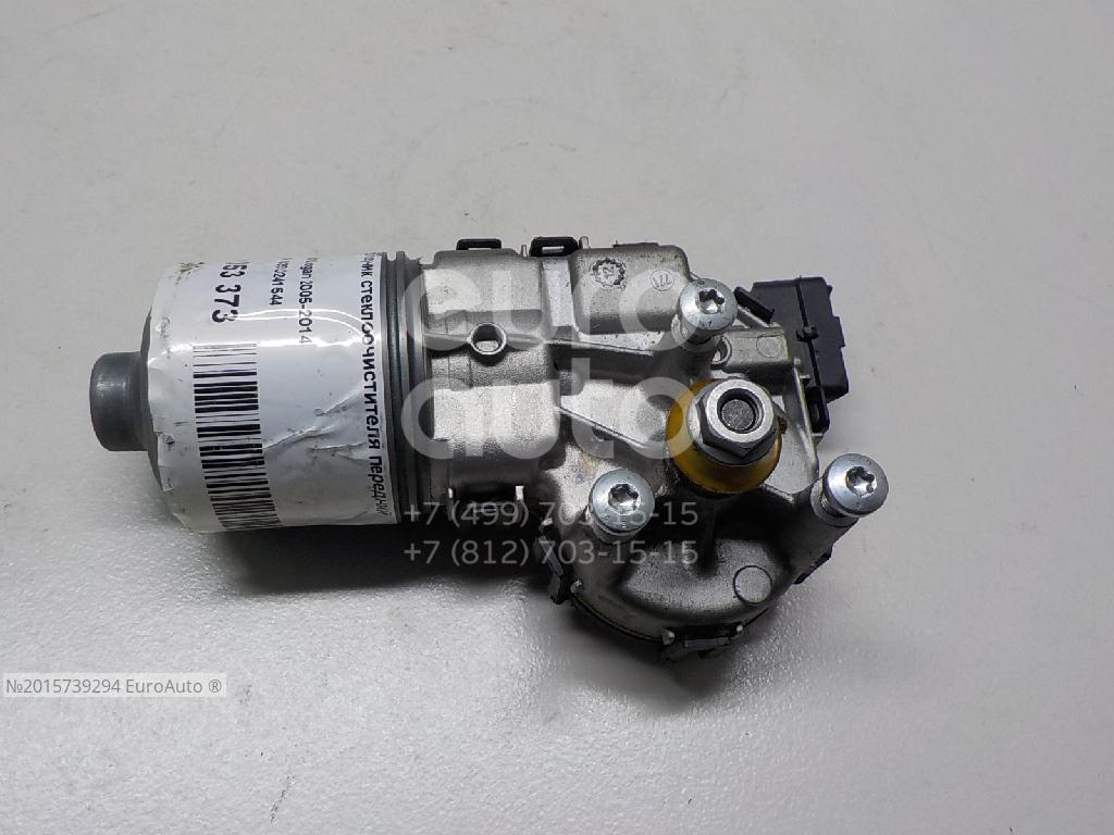 Моторчик стеклоочистителя передний для Renault Logan 2005-2014;Sandero 2009-2014;Duster 2012> - Фото №1