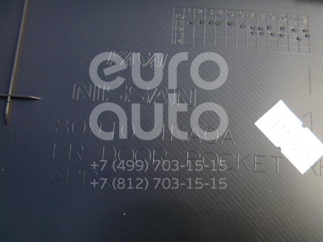 Обшивка двери передней правой для Nissan Juke (F15) 2011> - Фото №1