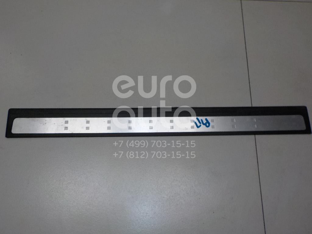 Накладка порога (внутренняя) для Renault Scenic 2003-2009;Megane II 2002-2009 - Фото №1