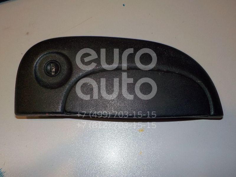 Ручка двери передней наружная правая для Renault Kangoo 1997-2003 - Фото №1