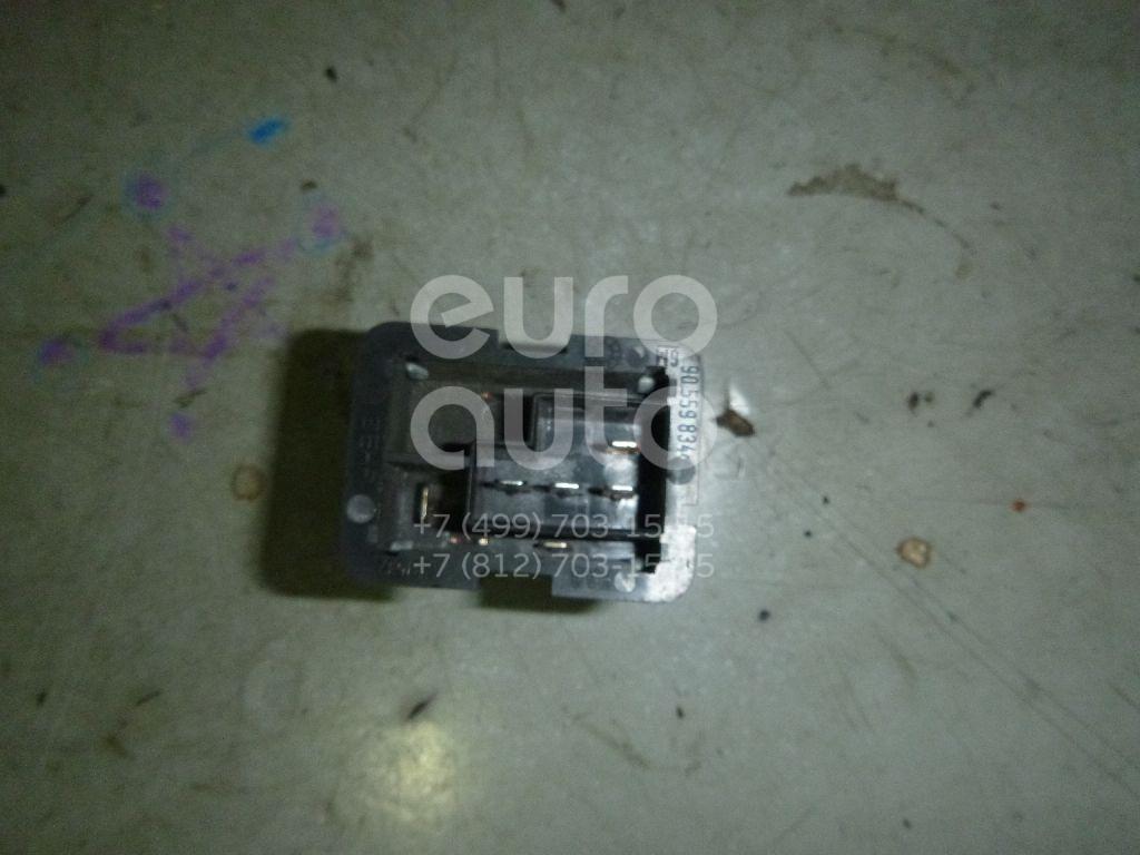 Резистор отопителя для Opel Astra G 1998-2005 - Фото №1
