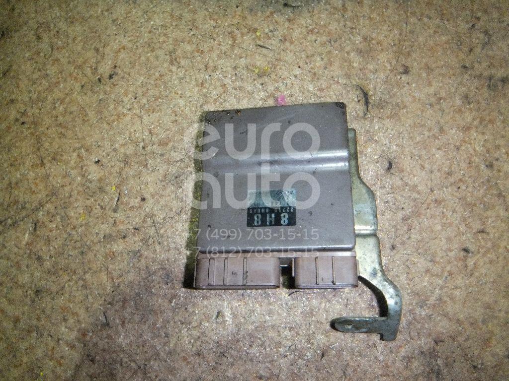 Блок электронный для Nissan X-Trail (T30) 2001-2006;Pathfinder (R51M) 2004-2013 - Фото №1