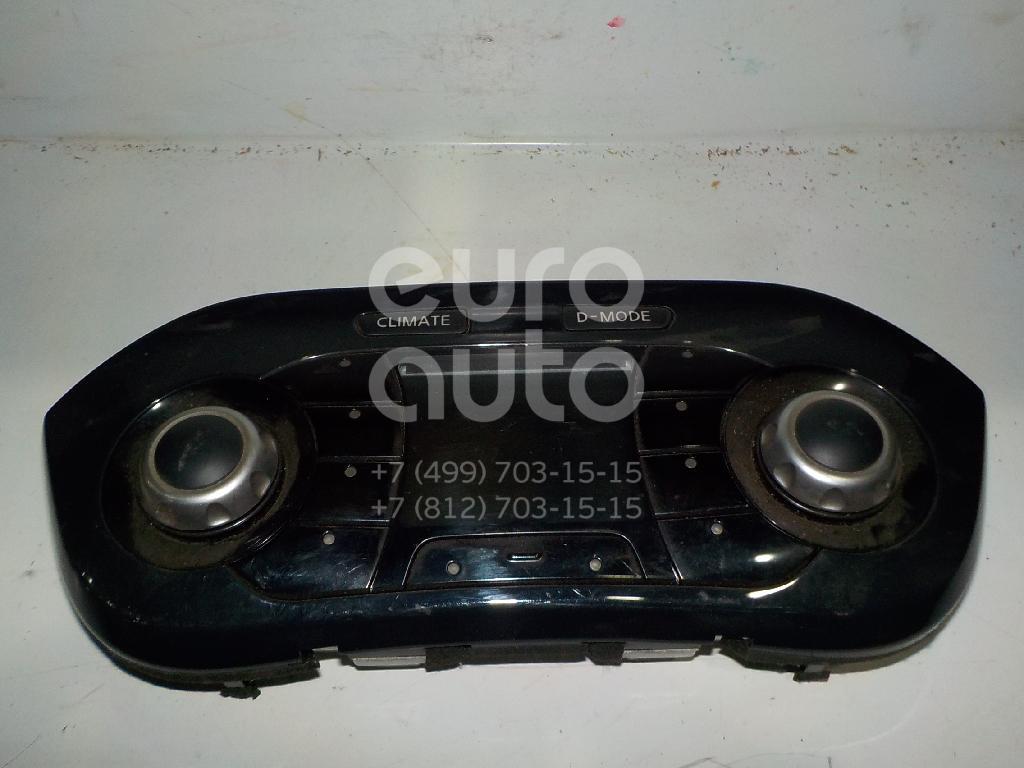 Блок управления климатической установкой для Nissan Juke (F15) 2011> - Фото №1