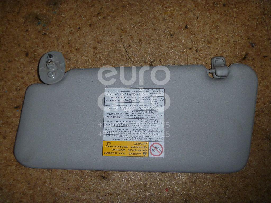 Козырек солнцезащитный (внутри) для Suzuki Grand Vitara 2006> - Фото №1