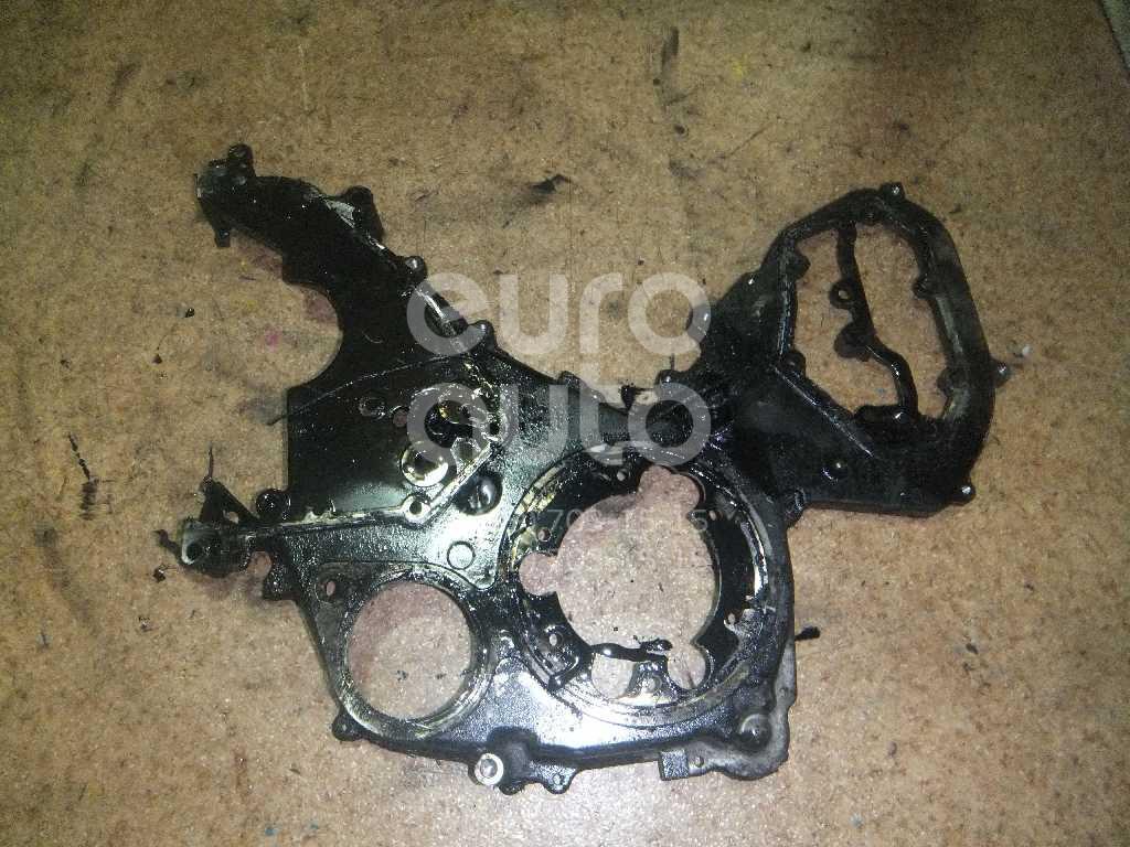 Крышка двигателя передняя для Nissan X-Trail (T30) 2001-2006;Almera Tino 2000>;Almera N16 2000-2006;Primera P12E 2002> - Фото №1