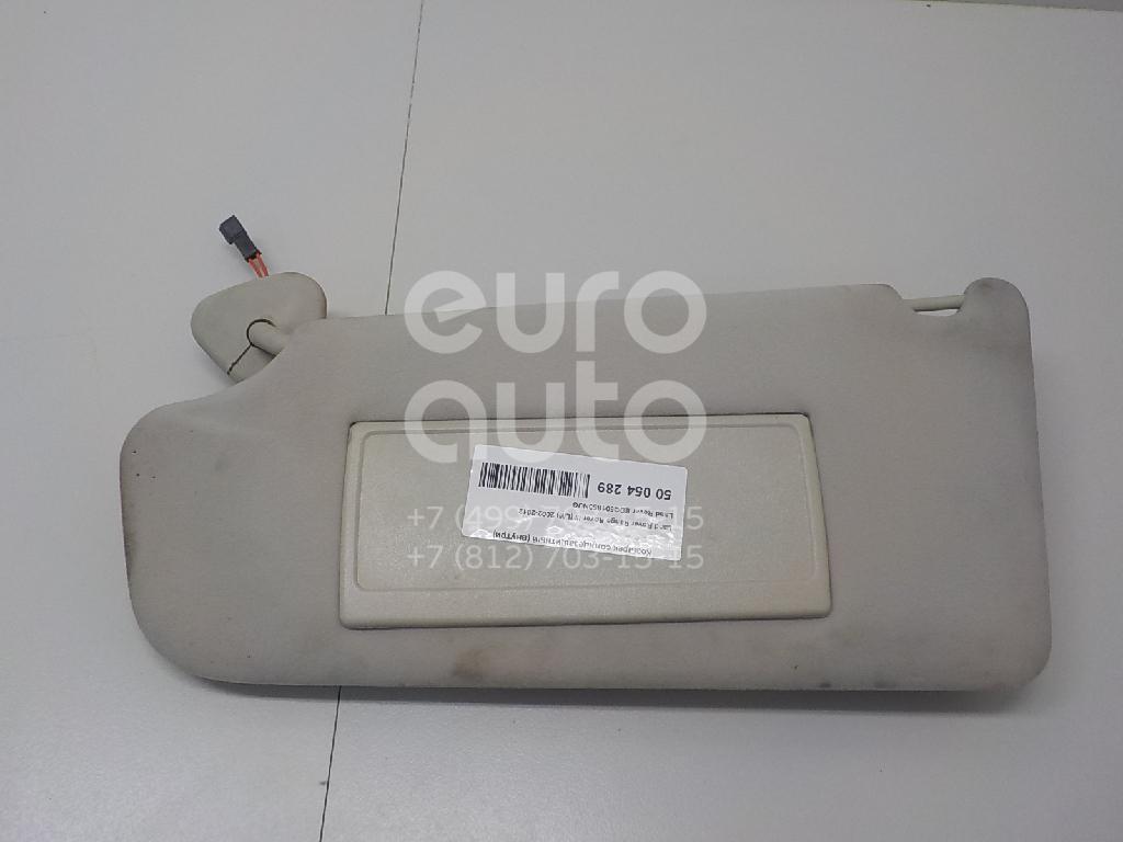 Козырек солнцезащитный (внутри) для Land Rover Range Rover III (LM) 2002-2012 - Фото №1