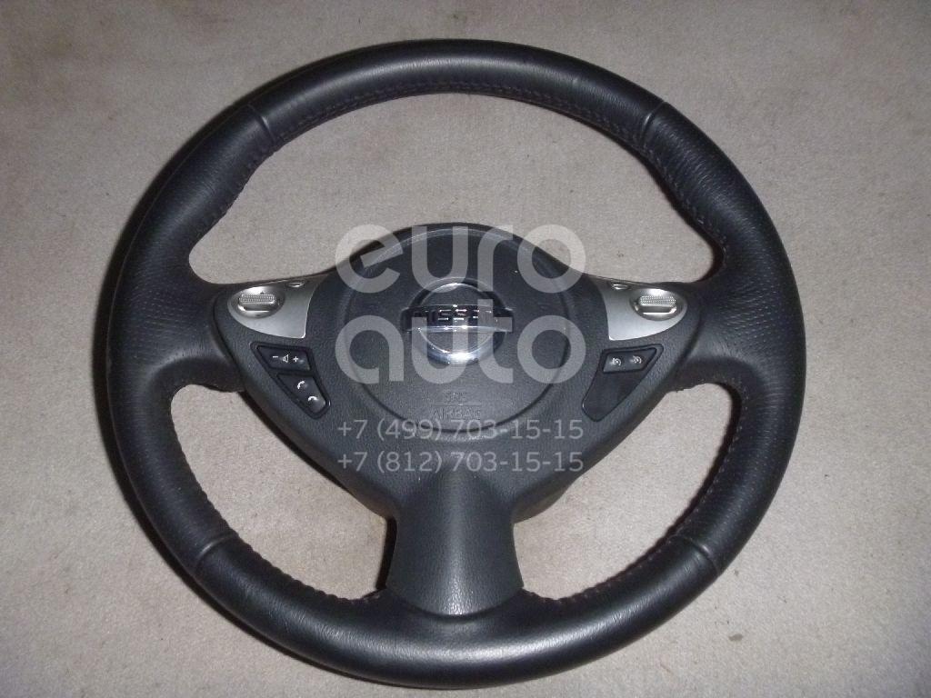 Рулевое колесо с AIR BAG для Nissan Juke (F15) 2011> - Фото №1