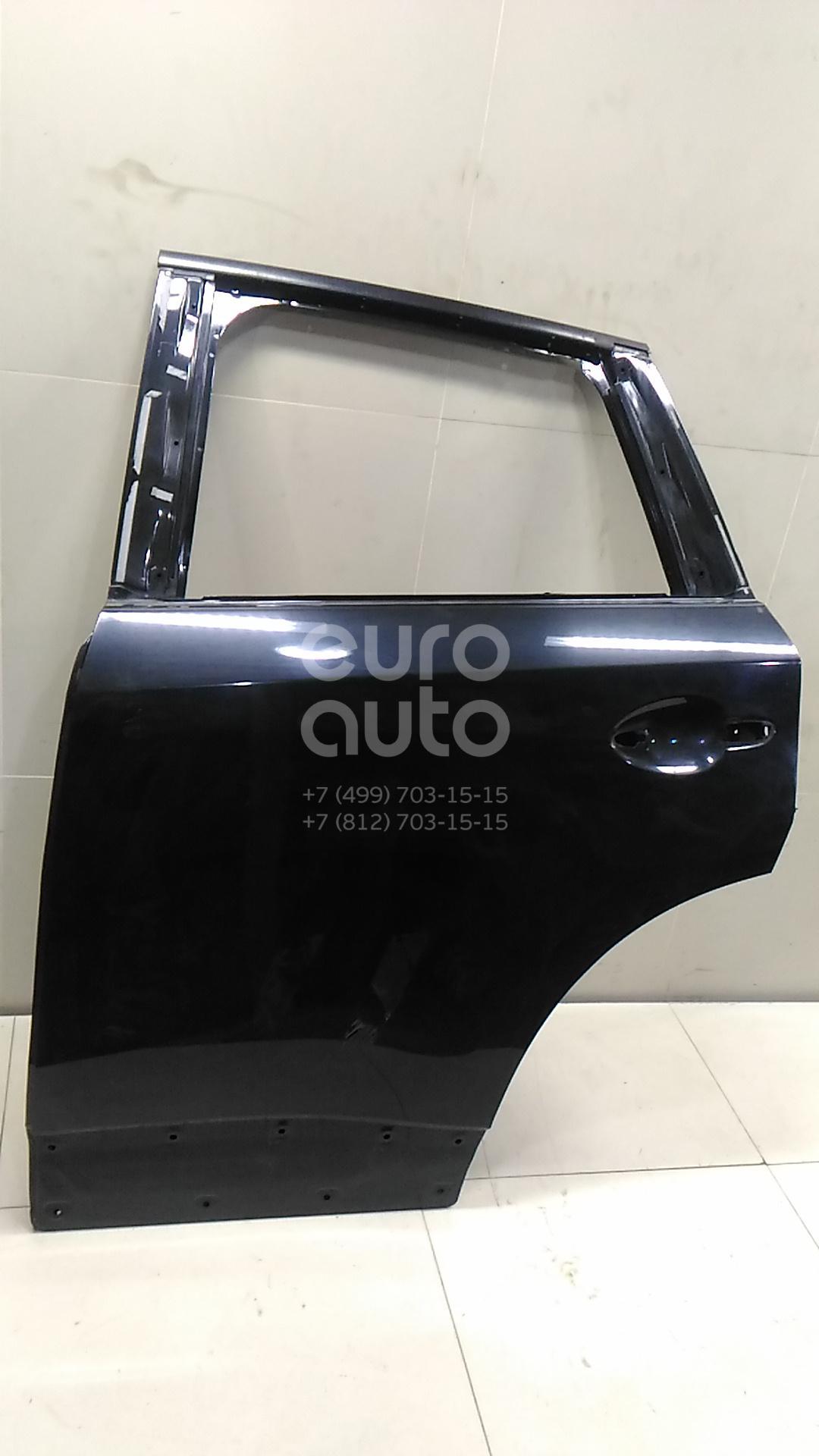 Купить Дверь задняя левая Mazda CX 5 2012-2017; (KDY37302XE)