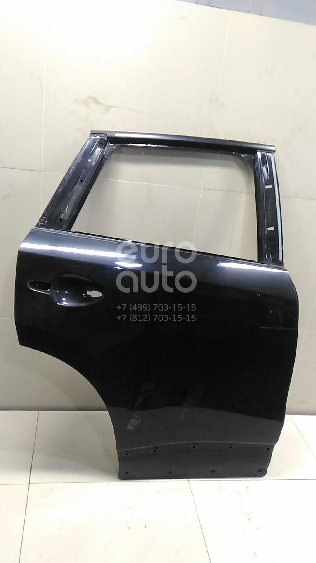 Купить Дверь задняя правая Mazda CX 5 2012-2017; (KDY37202XA)